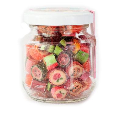 Карамель ручной работы со вкусом ягод 80г