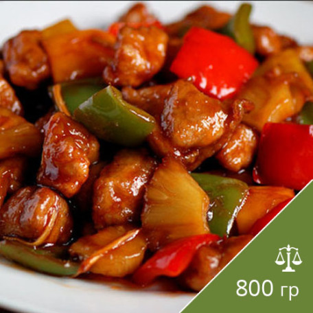 218 Мясо по-китайски