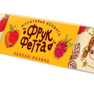Фруктово-ягодный микс «ЯБЛОКО-МАЛИНА», 20г коробка