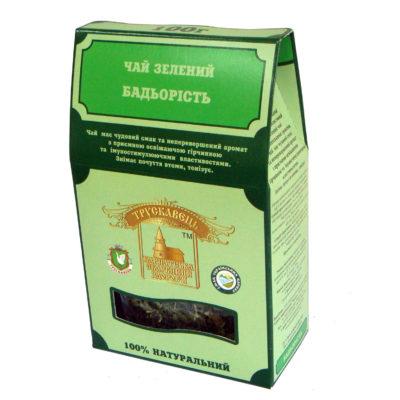 Чай зеленый «БОДРОСТЬ»