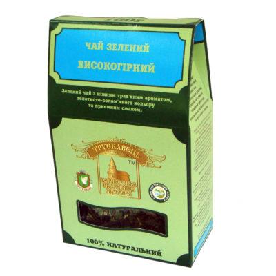Чай зеленый «ВЫСОКОГОРНЫЙ»