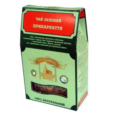 Чай зеленый «ПРИКАРПАТЬЕ»