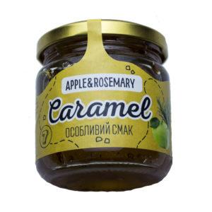 Жидкая Карамель «Apple&Rosemary Caramel» 200г