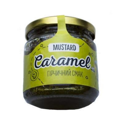 Жидкая Карамель «Mustard Caramel» 200г