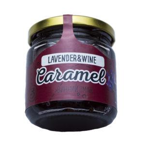 Жидкая Карамель «Lavender&Wine Caramel» 200г