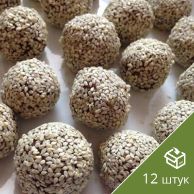 Десерт «Ореховий», 12 шт., (Семейная)