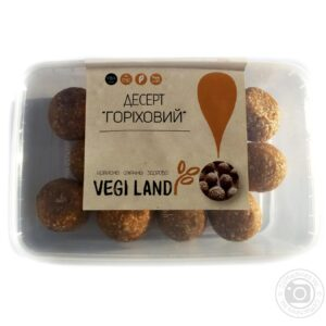 Десерт «Ореховий», 6 шт., (Эконом)