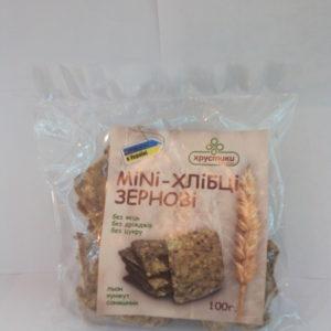 MINI хлебци зерновые 100г
