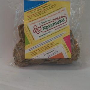Хлебцы зерновые гриль 150г