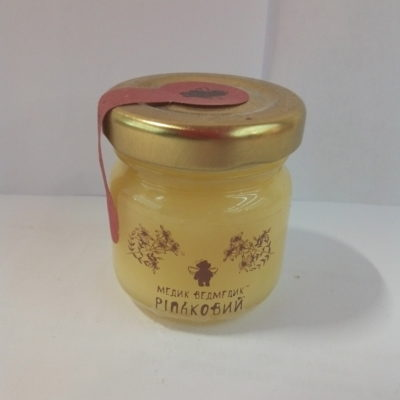 Мёд рапсовый 50г