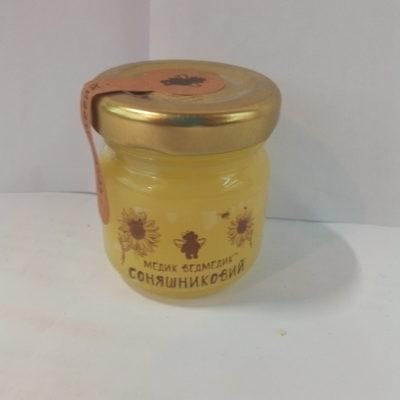 Мёд подсолнечный 50г