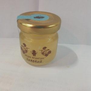 Мёд липовый 50г
