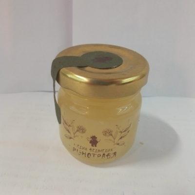 Мёд разнотравье 50г