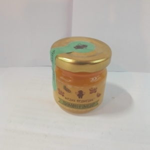 Мёд лимон+имбирь 50г