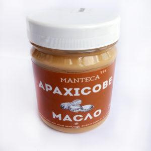 Арахисовое масло с белым шоколадом 250 гр