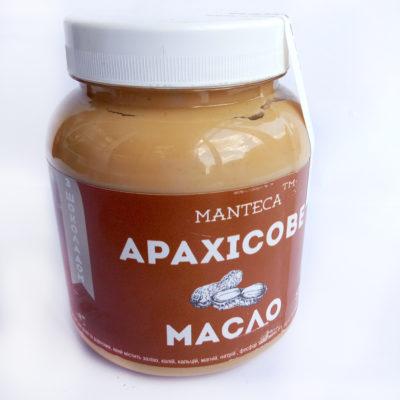 Арахисовое масло с белым шоколадом 500 гр