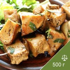 Вегетарианский шашлык из сейтана, 500 г