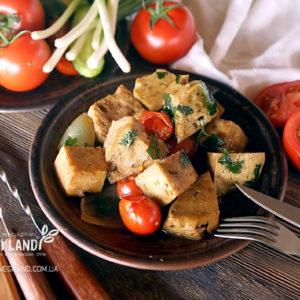 Шашлык Вегетарианский из сейтана