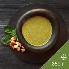 Суп-пюре «Шпинатный», 350 г